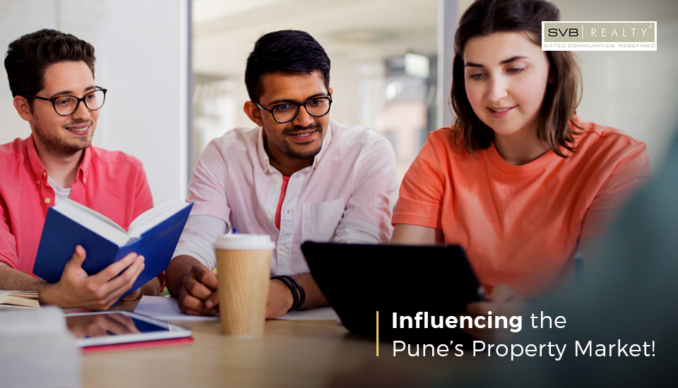 How is Pune's Property Market Influenced by its Educational Institutes?