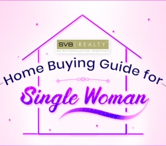 HOME BUYING GUIDE FOR A SINGLE WOMAN