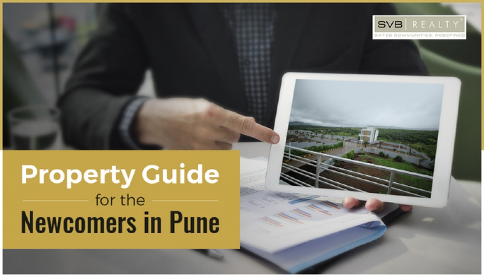 A Guide for Newcomers for Buying a Property in Pune