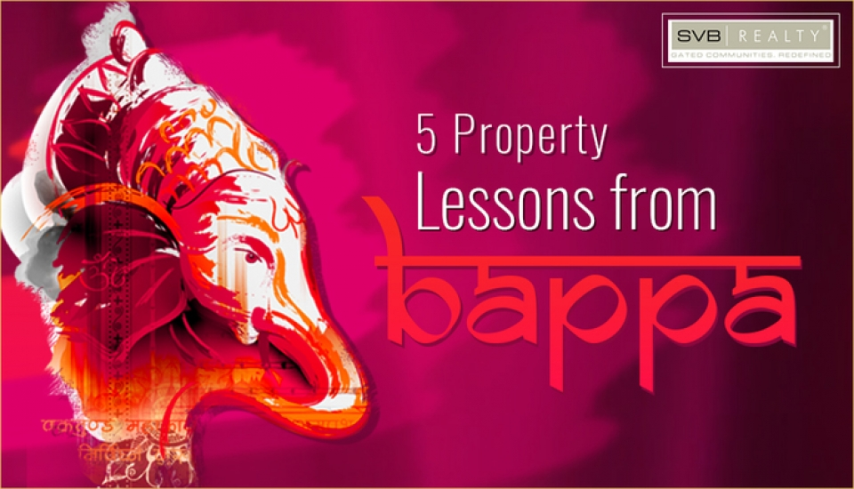 Five lessons from Lord Ganesha on Buying a Property