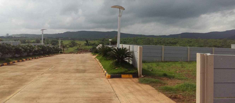 Buy Residential NA Plots for Villas near Pirangut, Pune