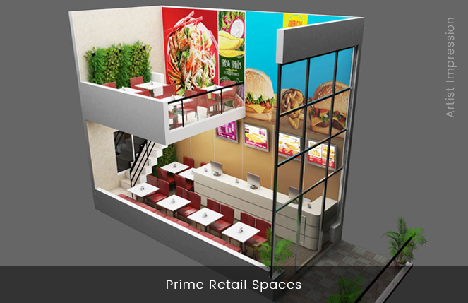 Prime Retail Spaces