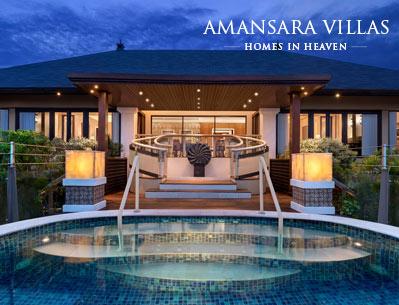 Amansara Villas