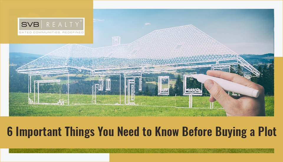 Important Things You Need to Know Before Buying a Plot