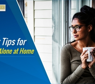Top 5 Safety Tips for Women Staying Alone in the House