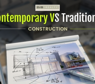 Traditional Vs. Contemporary Construction Style