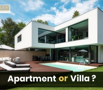 Should You Invest in an Apartment or Villa Project?
