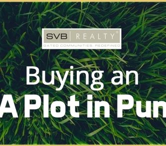 Buying A Residential Plots in Pune
