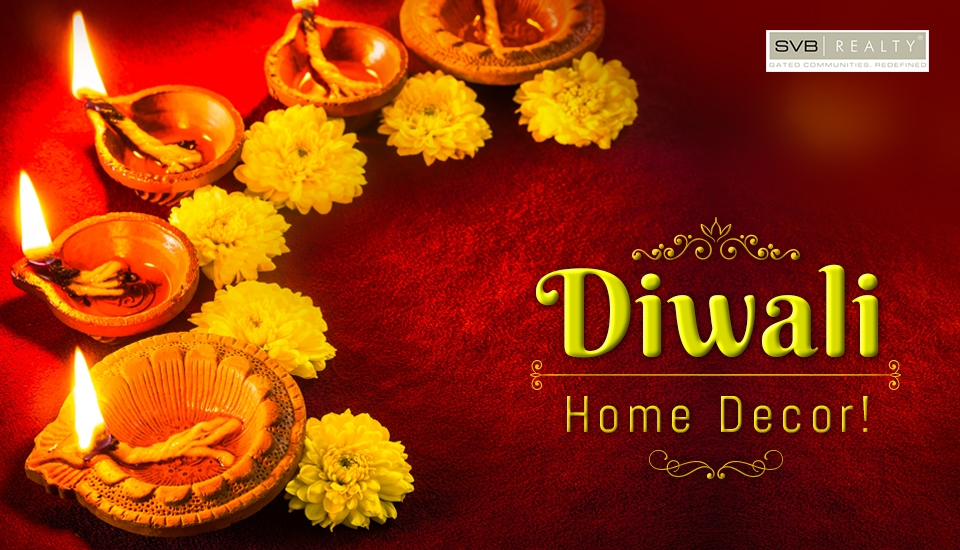 Diwali Home Decor Ideas Without Getting Dent On Your Pocket