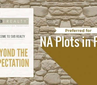 How SVB Realty Became the Preferred Realtor for NA Plots in Gated Community!